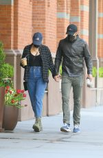 BLAKE LIVELY and Ryan Reynolds Out in New York 05/02/2021
