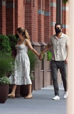 BLAKE LIVELY and Ryan Reynolds Out in New York 05/19/2021