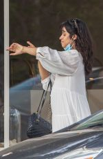 CAMIL CABELLO Out for Fragrance Shopping in Los Angeles 05/07/2021