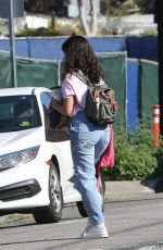 CAMILA CABELLO at Verve Cafe in West Hollywood 05/11/2021