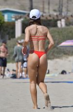 CAMILA COELHO in Bikini at a Beach in Santa Monica 05/26/2021