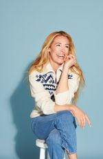 CAT DEELEY at a Photoshoot, May 2021