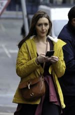 CATHERINE TYLDESLEY Leaves a Gym in Manchester 05/26/2021
