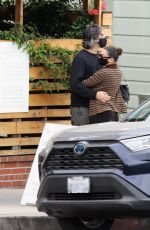 CHARLI XCX and Huck Kwong Out in Los Angeles 05/09/2021