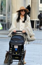 CHARLOTTE DAWSON Out in Manchester 05/05/2021