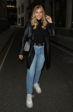 CHLOE and MADDY ROSS at Madisons Roof Bar in London 05/01/2021