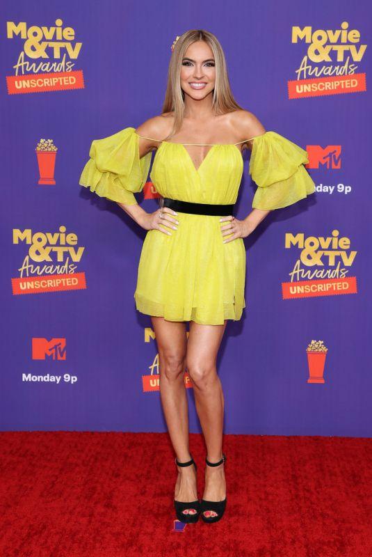 CHRISHELL STAUSE at 2021 MTV Movie Awards in Los Angeles 05/16/2021