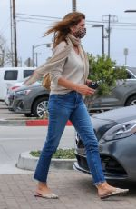CINDY CRAWFORD Out and About in Malibu 05/10/2021