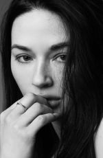 CRYSTAL REED for The Lions, April 2021