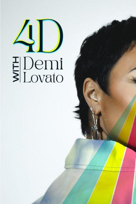DEMI LOVATO – 4D with Demi Lovato Podcast, 2021