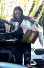 DEMI MOORE and RUMER WILLIS Out in Los Angeles 05/05/2021
