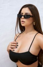 DEMI ROSE MAWBY for Pretty Little Thing x Demi 2021