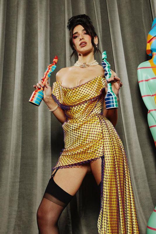DUA LIPA - Brit Awards 2021 Portraits