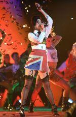 DUA LIPA Performs at 2021 Brit Awards in London 05/11/2021