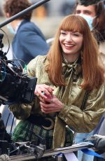 ELEANOR TOMLINSON on the Ser The Offenders in Bristol 05/07/2021