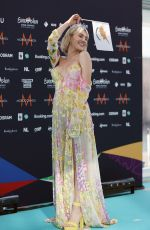 ELENA TSAGRINOU at Eurovision Song Contest 05/16/2021