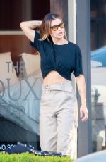 ELISABETTA CANALIS at a Photoshoot in Beverly Hills 04/30/2021