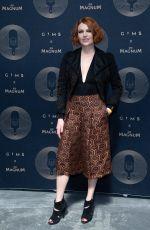 ELODIE FREGE at Gims x Magnum Ice Cream Launch in Paris 05/27/2021