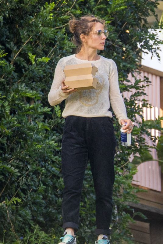 ELSA PATAKY Out for Lunch in Byron Bay 05/25/2021