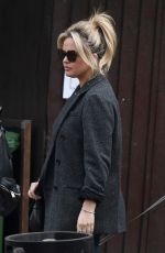 EMILY ATACK at a Pub with Friends in London 05/12/2021