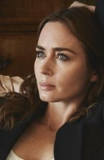 EMILY BLUNT for The Sunday Times Magazine, May 2021