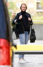 EMILY BLUNT Out and About in London 05/09/2021