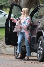 EMMA ROBERTS Arrives at Her House in West Hollywood 05/29/2021