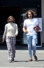 EMMA WATSON and Leo Robinton at a CVS in Los Angeles 05/13/2021