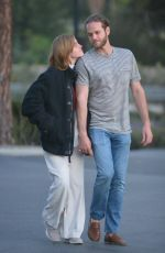 EMMA WATSON and Leo Robinton Out in Los Angeles 05/22/2021