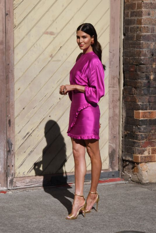 ERIN HOLLAND at Sydney Fashion Week at Carriageworks 05/31/2021