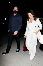 EVA LONGORIA Night Out in Beverly Hills 05/29/2021