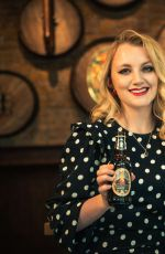 EVANNA LYNCH at New Harry Potter Store in New York 05/12/2021