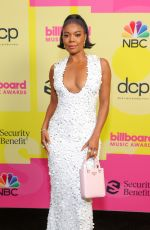 GABRIELLE UNION at 2021 Billboard Music Awards in Los Angeles 05/23/2021