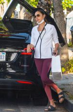 GAL GADOT Out Shopping in Studio City 05/11/2021