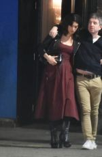 GALA GORDON and Noel Gallagher at Laylow Restaurant in West London 05/28/2021