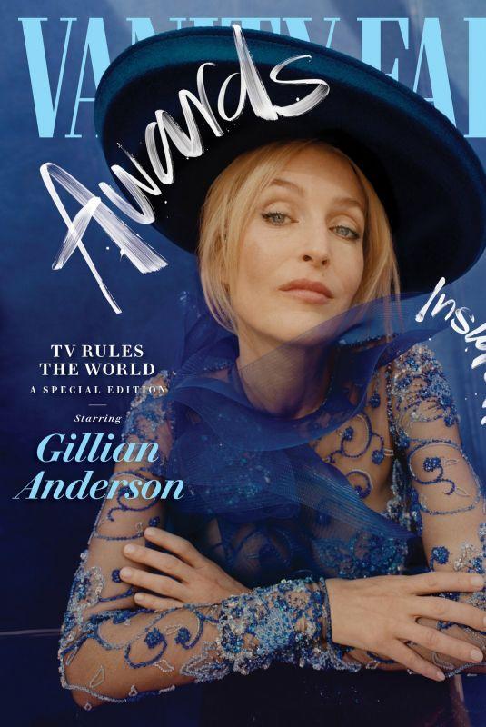 GILLIAN ANDERSON in Vanity Fair, Special Edition May 2021