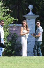 GISELE BUNDCHEN Touring Their Newly Purchased $17m Miami Beach Property 05/03/2021