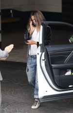 HALLE BERRY Leaves a Business Meeting in West Hollywood 05/13/2021