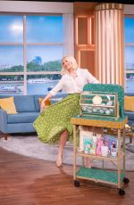 HOLLY WILLOGHBY at This Morning TV Show in London 05/25/2021