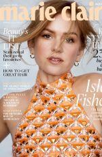 ISLA FISHER for Marie Claire Magazine, Australia June 2021