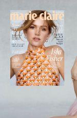 ISLA FISHER in Marie Claire Magazine, Australia June 2021