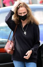 JACQUELINE BISSET Out Shopping in West Hollywood 05/15/2021