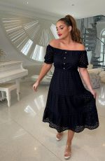 JACQUELINE JOSSA for Capri Spring/Summer Collection with In The Style, May 2021
