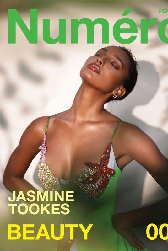 JASMINE TOOKES in Numero Magazine, Russia May 2021