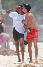 JASMINE TOOKES Out on the Beach in Tulum 05/05/2021