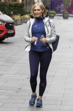 JENNI FALCONER Leaves Global Radio in London 05/11/2021