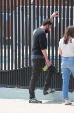 JENNIFER GARNER and Ben Affleck Out in Los Angeles 05/01/2021