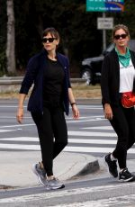 JENNIFER GARNER Out with a Friend in Brentwood 05/03/2021