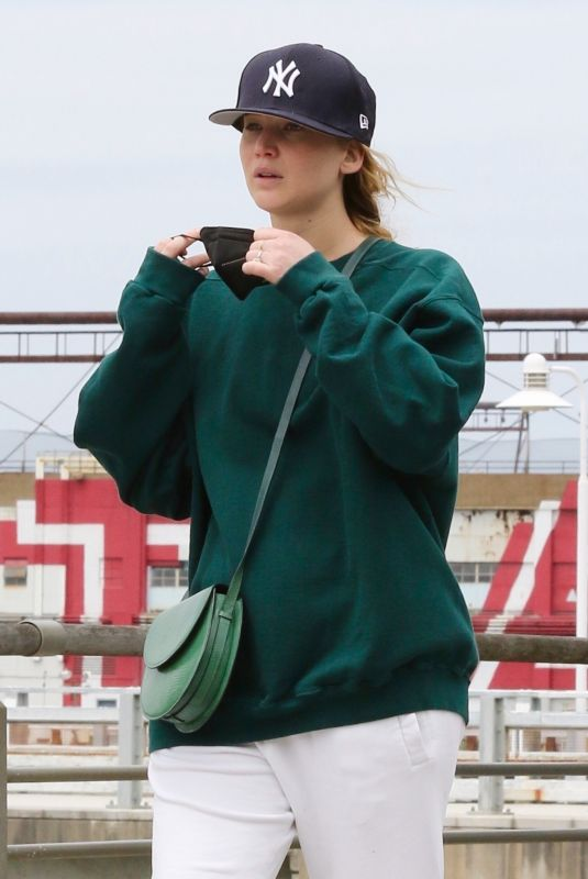 JENNIFER LAWRENCE Out and About in New York 05/24/2021