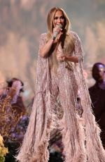 JENNIFER LOPEZ Performs at Global Citizen Vax Live: The Concert To Reunite The World 05/02/2021